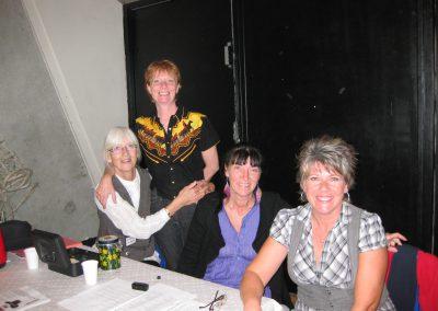 Patricia Stott Gudrun, Evy og Kirsten