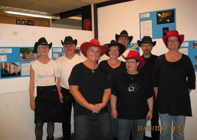 Holdet på Plyssen 2010